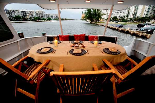 Yacht Summer Corporate Party Ideas