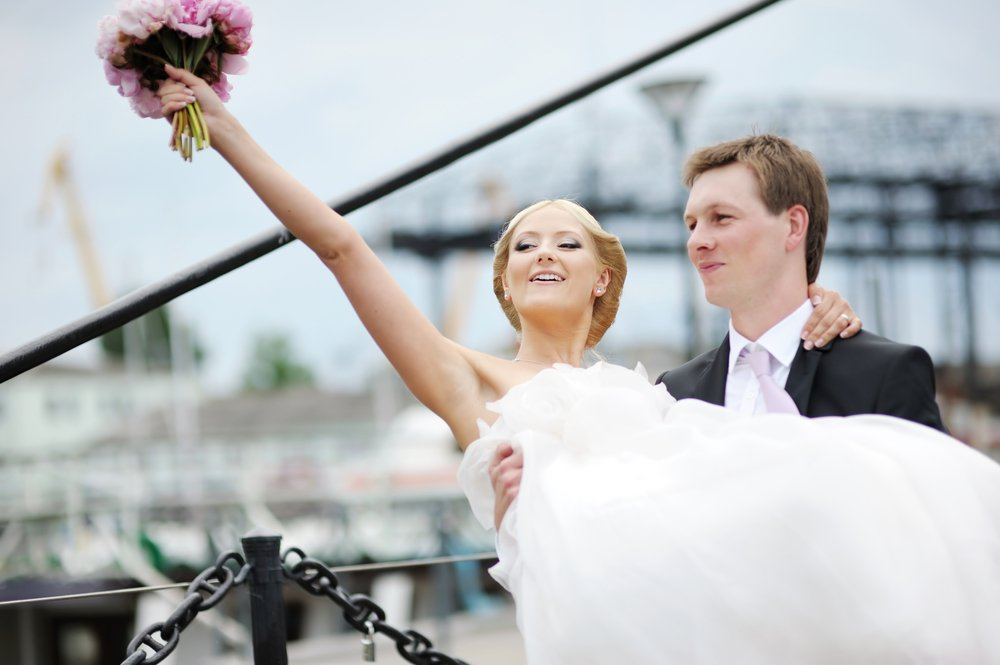Unique Wedding Venues in South Florida | Charter One Yachts
