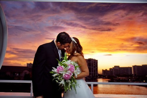 Getting married on a Boat