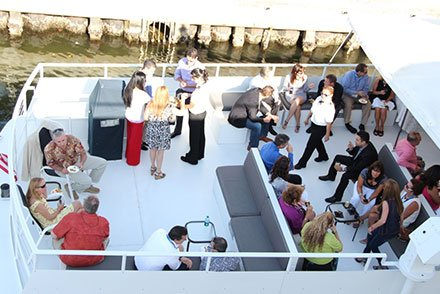 Leave the Hard Work to Us When You Choose Yacht Rentals for Your Next Party