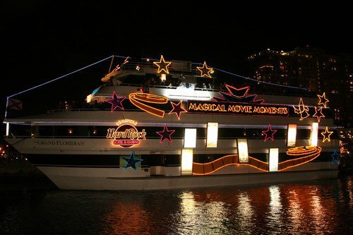christmas party boat