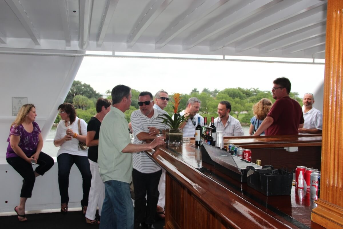 chartered boat rentals