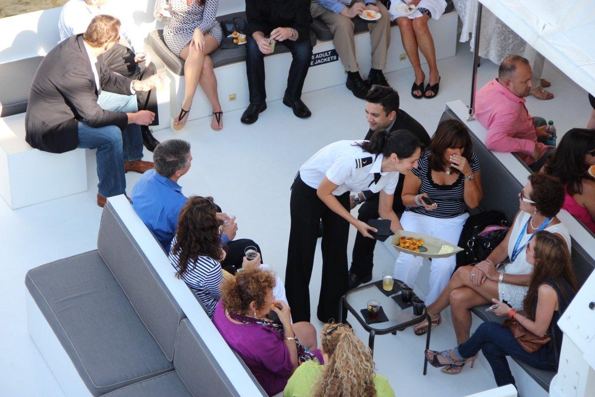 yacht rental for birthday