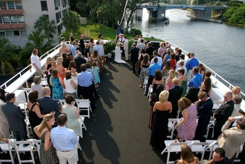 yacht weddings