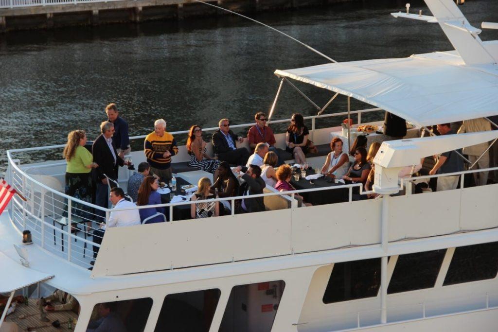 small yacht charter