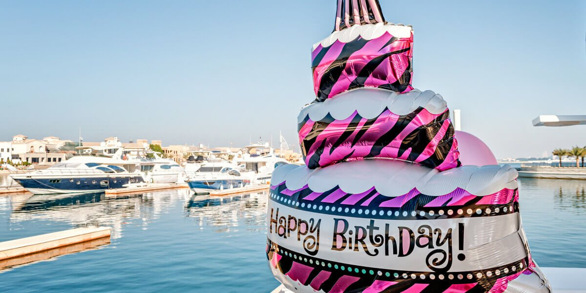 birthday party on a boat ideas by Charter One