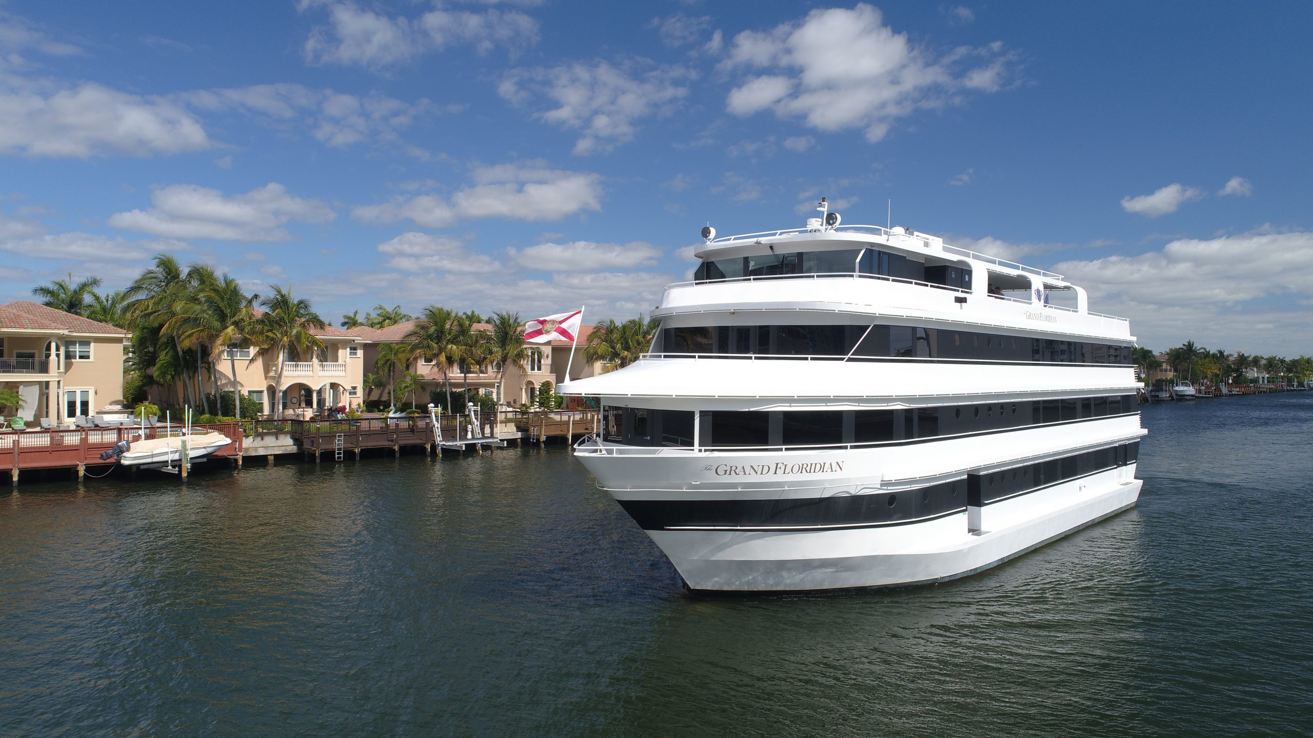 Charter One Fleet: party boat rental, yacht charters, corporate holiday party