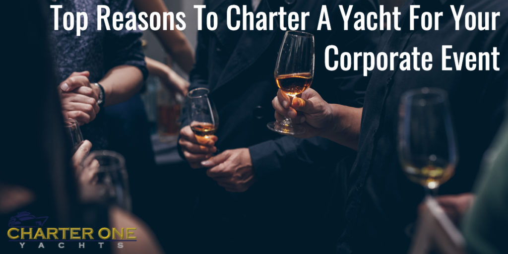 Top Reasons To Charter A Yacht For Your Corporate Event | CharterYachtsNow.com