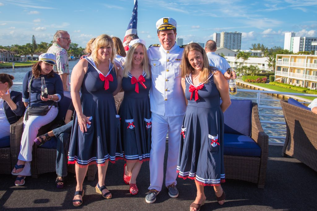 Themed Yacht Charter Events in South Florida