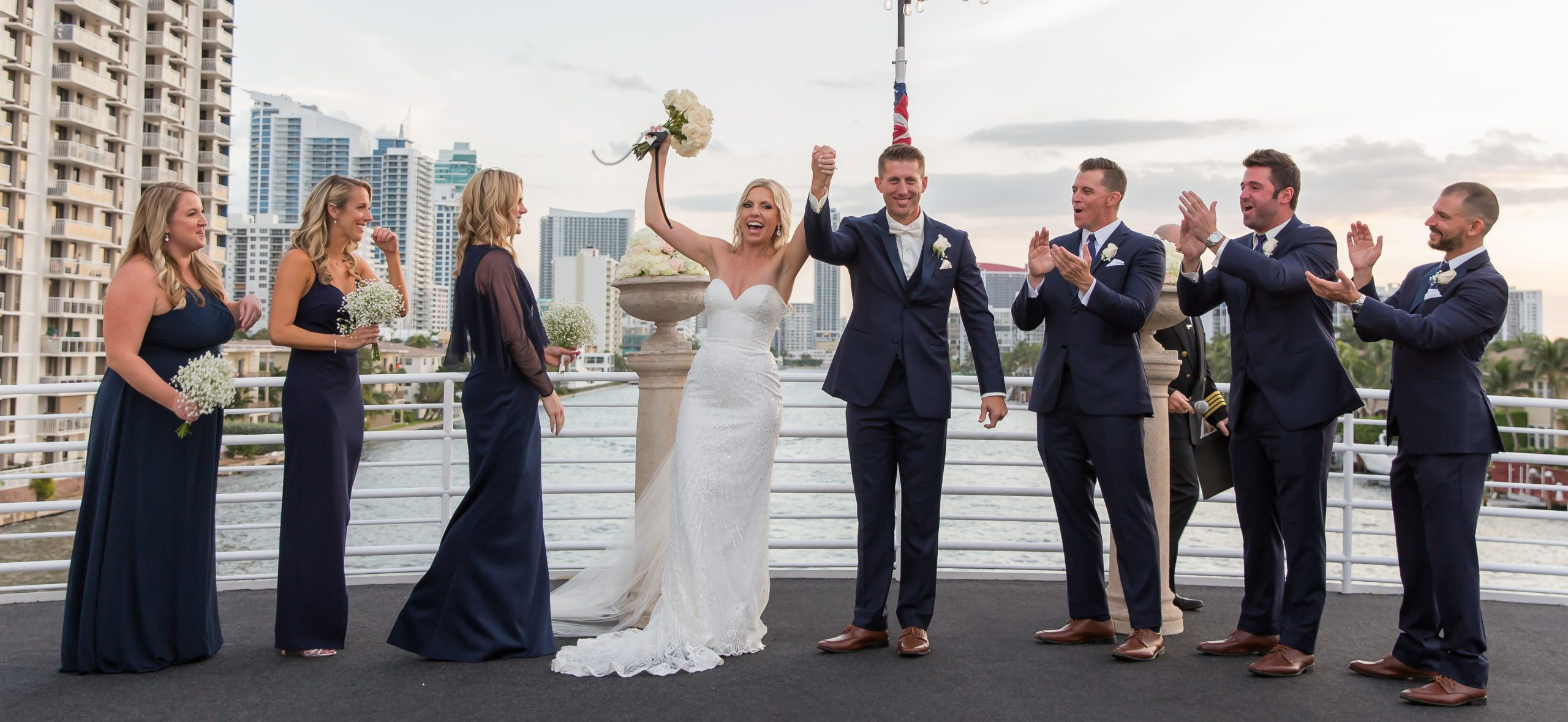 Affordable Yacht Wedding Options in South Florida