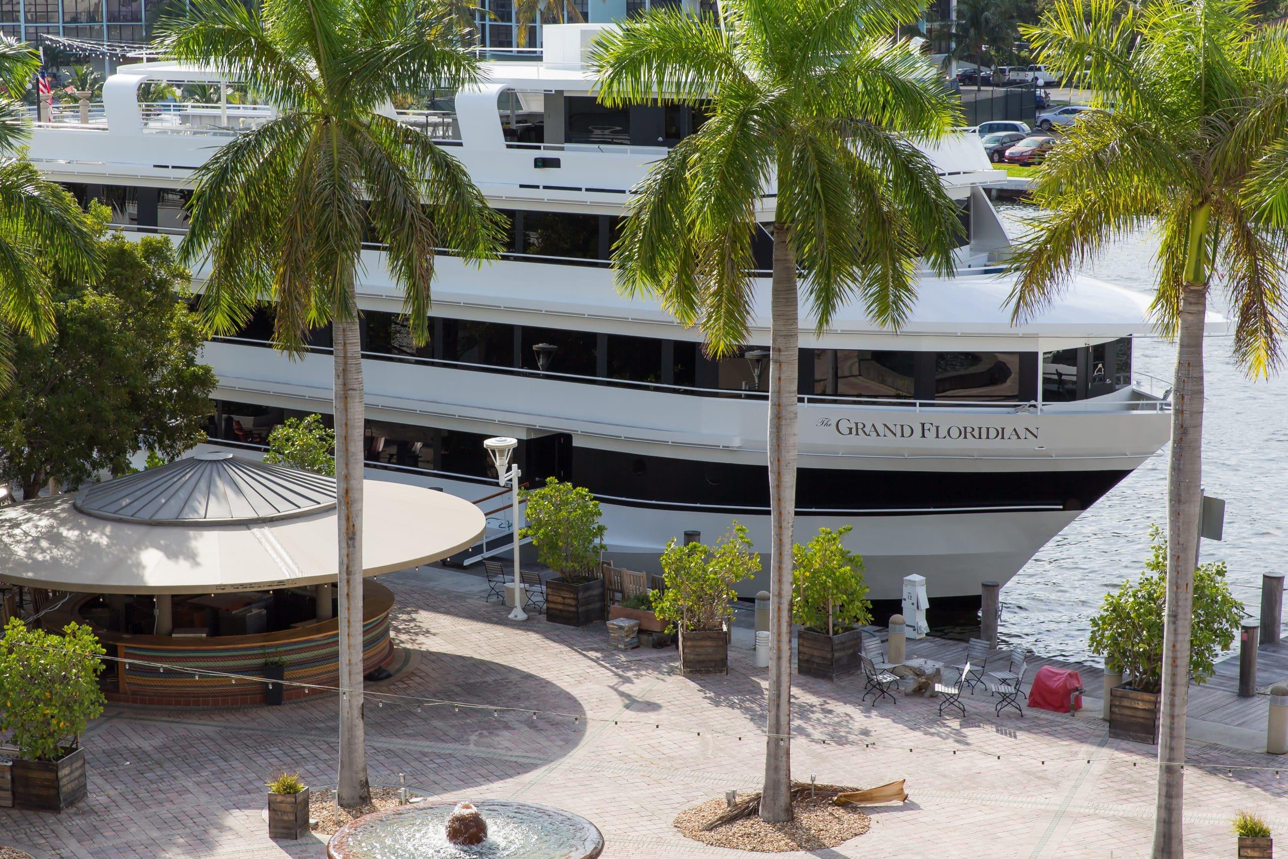 luxury charter yachts