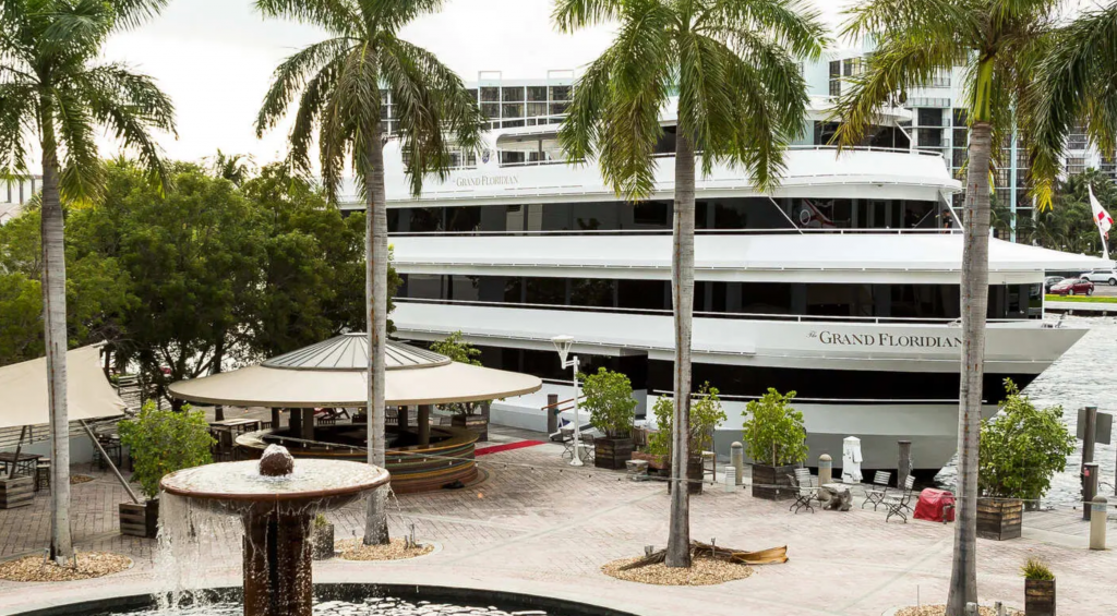 South Florida Event Venues - Yacht Charters Now - Charter One Yachts