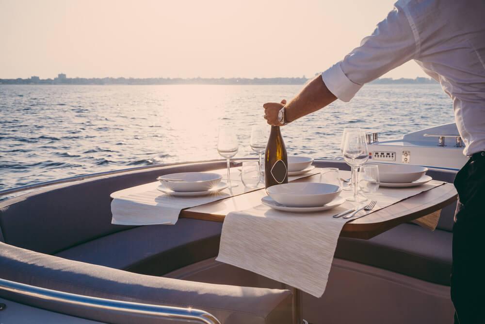 Romantic Dinner Cruises in Fort Lauderdale